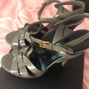 100% Authentic YSL Tribute Sandals